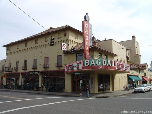 Bagdad Theater, Portland, Oregon, 97214