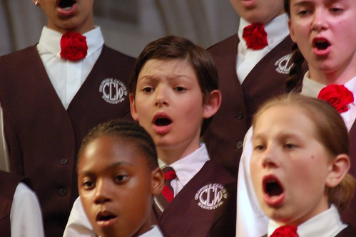 Ethan Ableman Childrens Chorus of Washington