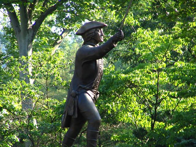 George Washington was Here