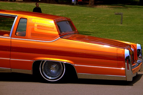 orange lowrider
