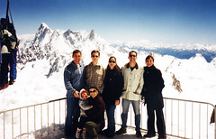 Perdidos 302 - Todos no Mont Blanc