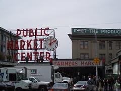 A Seattle Institution (BullWinkle1213) Tags: seattle publicmarket