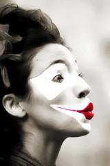 Pagliaccetto_03 (Impok) Tags: italy color florence italia colore clown mimo firenze pagliaccio anyhdranyphotoshop