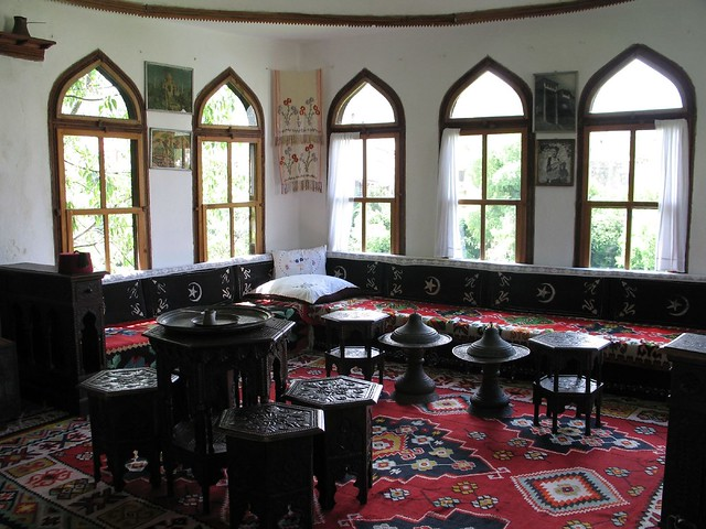 Turkish House front room