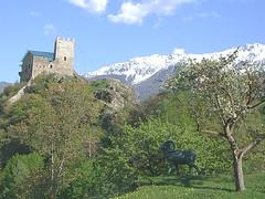 Reinhold Messner Juval Castle