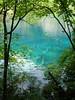 九寨溝 (Photography lesson in Shanghai) Tags: blue lake tree nature landscape