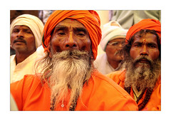 Remember (Elishams) Tags: portrait orange india wow indian faith religion devotion varanasi hindu indianarchive hinduism kashi baba sadhu inde banaras benares travelstory theface uttarpradesh  indedunord fivestarsgallery nagababa theindiatree