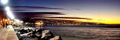 Pano Sunset Vina . Foto Antonio Ljubetic (Bracani....Antonio Ljubetic) Tags: chile sunset castle valparaiso wolf castillo wulf wulff castillowulf top20stitch castilloset ilovecastillowulf