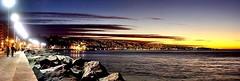 Pano Sunset Vina . Foto Antonio Ljubetic (Bracani....Antonio Ljubetic) Tags: chile sunset castle valparaiso wolf castillo wulf wulff castillowulf top20stitch castilloset ilovecastillowulf