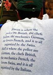 Heaven and Hell (espion) Tags: french words italian heaven swiss hell police 100v10f lovers german british mechanics chefs europeans organisation 1000v may06