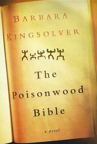 poisonwood bible cover by rgvinhim.