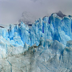 Glaciar (DIDS') Tags: world africa travel blue patagonia color ice nature argentina yellow square earth glacier planet peritomoreno glaciar glace elcalafate calafate 500x500 titleit southamrica dids anawesomeshot impressedbeauty pritomoreno world100f winner500