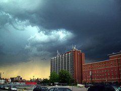 Storm Brewing (Joe Dunckley) Tags: ohio usa clouds cincinnati explore storms universityofcincinnati towerblocks cliftonheights payitforward calhounstreet mcmillanavenue streetuniversity