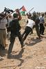 Mohammed Khatib being beaten