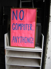 No Computer Anything