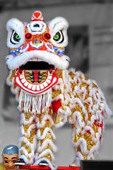 Lion Dance ...