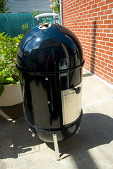Weber's Smokey Mountain (WSM)
