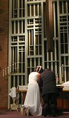 Kneeling in Prayer Redux