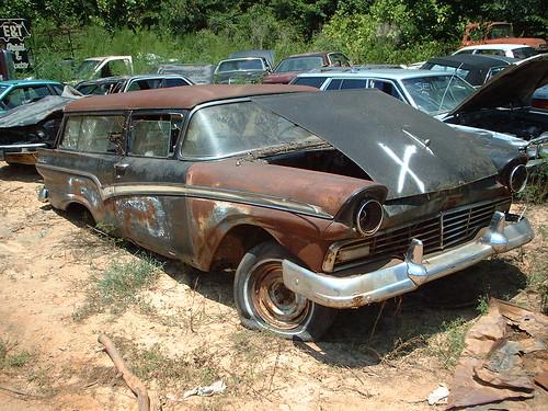1957 Ford Ranch Wagon Del Rio - a photo on Flickriver