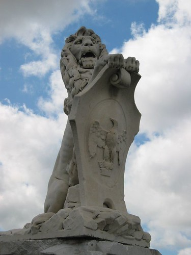 Pisa Lion