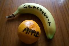Surrealist Fruit (tim ellis) Tags: orange apple fruit banana grapefruit surrealist msh0711 hc0508 hc050812 msh07113