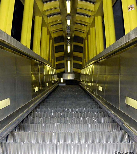 The longest escalator