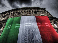 REPUBLIC VS EMPIRE (sgrunt) Tags: italy rome roma italian day republic coliseum festa colosseo repubblica giorno monumentiromamor festadellarepubblica duegiugno