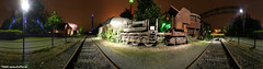 360 Torpedowagen, Torpedo Wagon (TiBooX) Tags: panorama germany geotagged nightshot nacht canoneos10d steel 2006 duisburg ruhrgebiet sigma1224mm qtvr 360 stahl landschaftsparknord stahlwerk quicktimevr cylindrical nightsession perfectpanoramas wwwxcoffeede nodalninja torpedowagen torpedowagon geo:lat=154803333333 geo:lon=6783333333