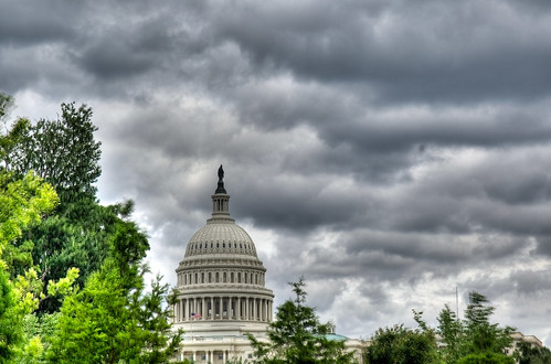 Its cloudy in the Nations Capital - flickr/eugene