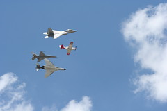 HAFB Airshow 1 (SpencerUresk) Tags: airshow f16 f22 f4 p51 20000 30000views 40000views