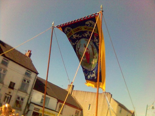 Christ Church Wesham Banner