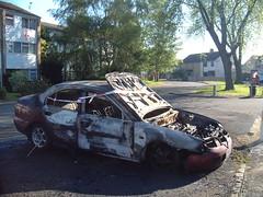 flaming June (crunklygill) Tags: destruction carfire firebrigade flamingjune