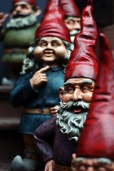 The Gnome in Somebody's Front Yard