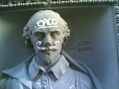 Graffiti Shakespeare