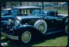 27 - VMCCA Rally, April 1957 (Jon Delorey) Tags: auto car antique rally cadillac 1957 vscc larzanderson automoble vmcca