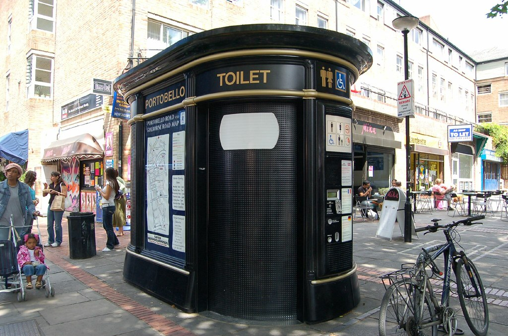 Hidden Camera Public Toilet Public Toilet Aftermarket