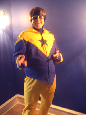 Booster Gold...FINISHED!!!