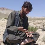 Former Talib prepares his hash