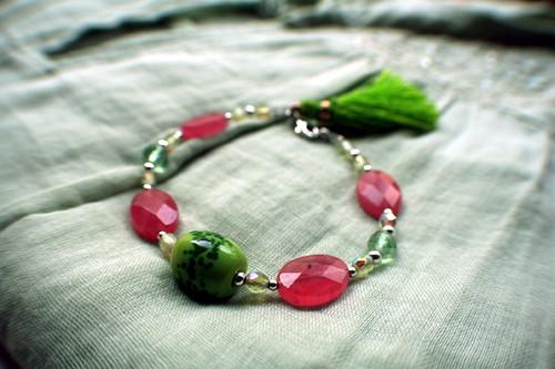 Melon bracelet