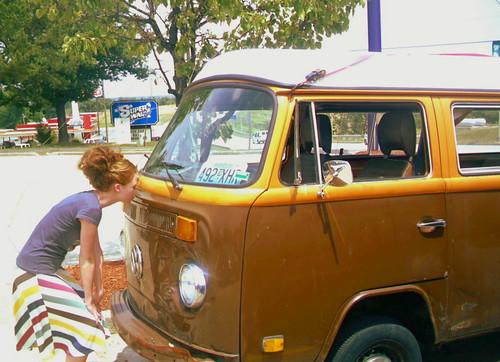 Love For The Volkswagen