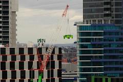 dh0102 (mugley) Tags: construction crane melbourne docklands digitalharbour port1010