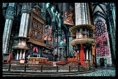 The Altar of the Duomo - by Stuck in Customs