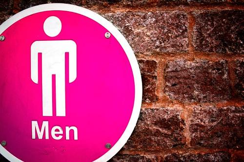 pink men
