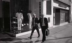 twins (thinkaboutit) Tags: street blackandwhite bw men london mannequins bald streetphotography oxfordstreet baldmen westend businessmen baldheads