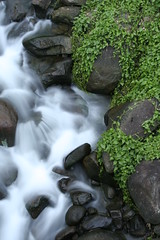 sapa (Farl) Tags: longexposure morning travel vacation colors sunrise river stones philippines murcia boulders waters visayas negros mambukal mambucal negrosoccidental phototip traveltip