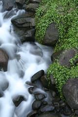 sapa (Farl) Tags: longexposure morning travel vacation colors sunrise river stones philippines murcia boulders waters visayas negros