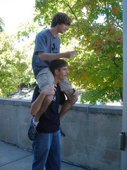 shoulder ride (tommy33) Tags: ride shoulder