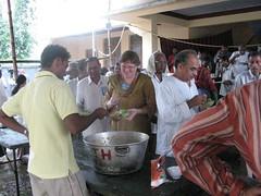 Dhammakranti food 2