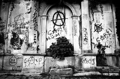 Express yourself (petit1ze) Tags: city graffiti istanbul İstanbul beşiktaş hooliganism Şehir petit1ze