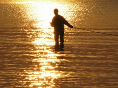 Mozambique, Maputo: Golden sea (kool_skatkat) Tags: travel sunset adam home water sunrise dawn agua eau uomo mann homem mies hombre mees homme burri pria mand travelphotography   mu koolskatkat  ngi   czowiek lalaki vyras    frfi   rael  brbat  moki mukarac vrietis